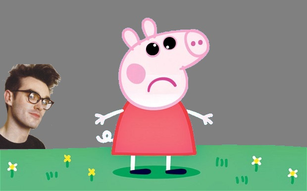 The various mental stages of an 18 hour Peppa Pig marathon