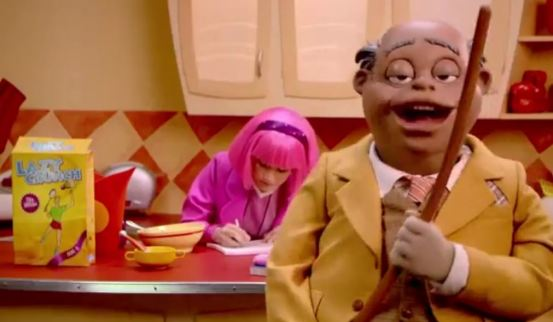 lazy town mayor images reverse search