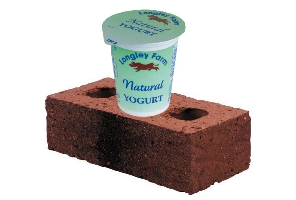 yog on brick