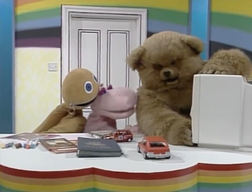 bungle-tv-off