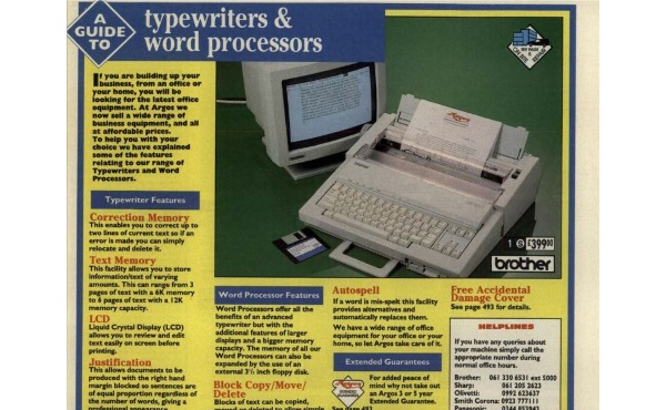 p 124 guide to word processors