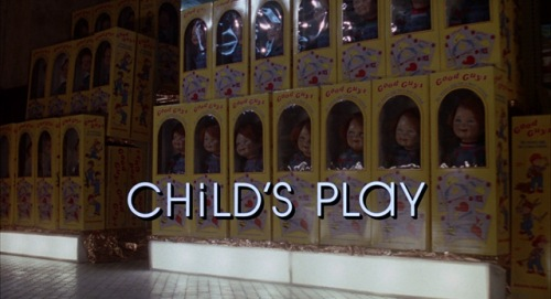 childs play opening