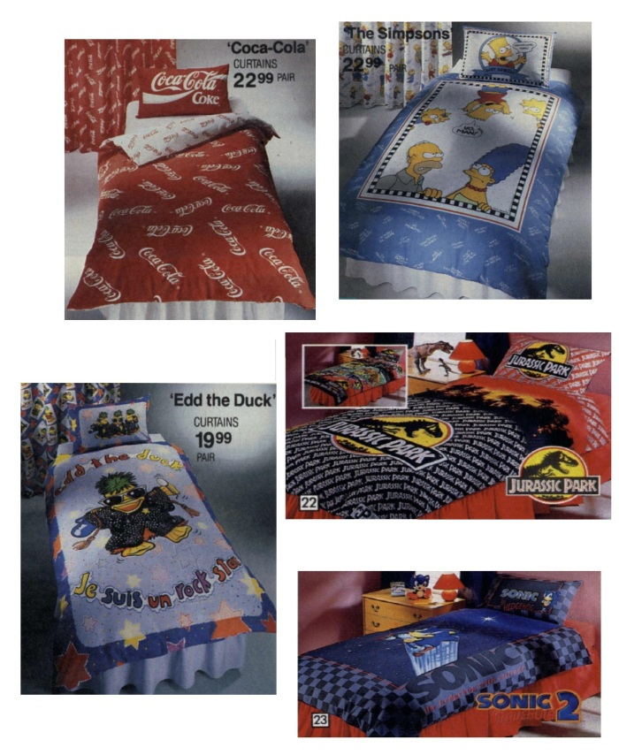 rad duvet covers