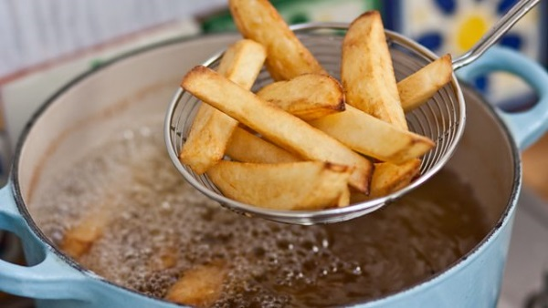 chip pan chips