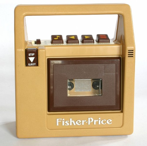 FISHER PRICE BRICK