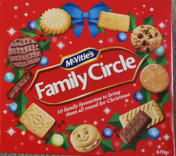 World Of Crap reviews Family Circle biscuits