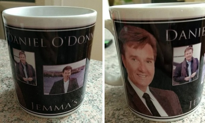 Jemma Richmond Personalised Daniel mug