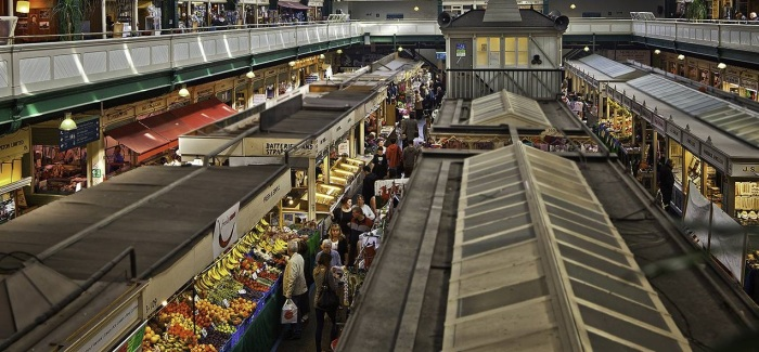 The indoor market: a field guide