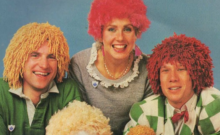 The Blue Peter wigs of evil