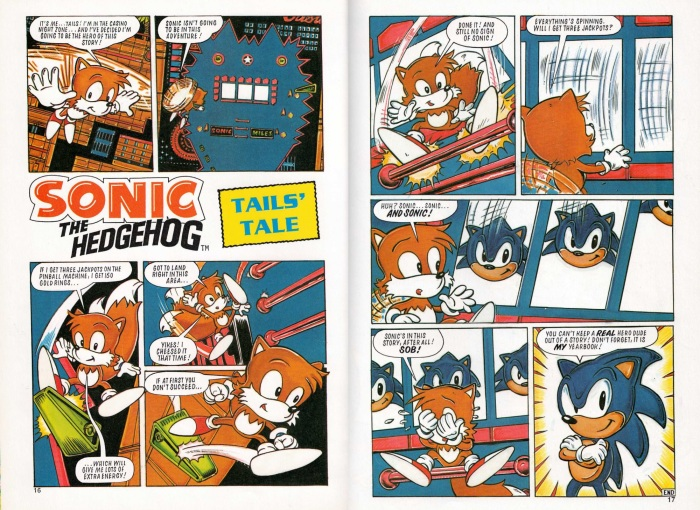 tails tale