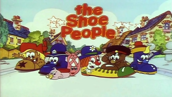 shoe people