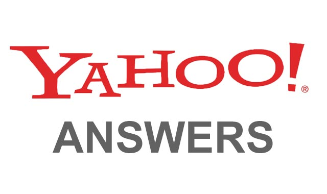 """Are all fish belongs to fish?"": Answering Vintage Yahoo Questions"