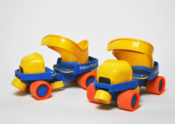 Fisher Price Knee Scabs