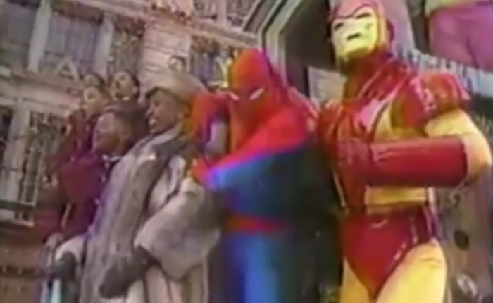 The 1988 Macy's Thanksgiving Parade: Budget Marvel Edition