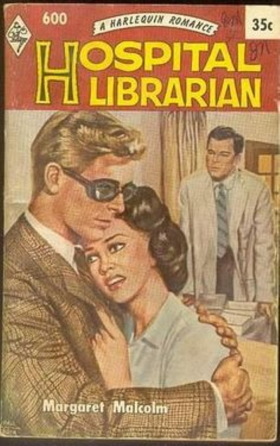 hospital librarian