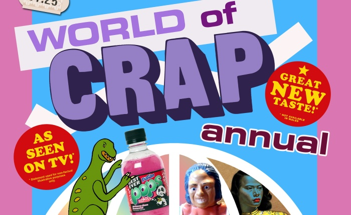 Kickstarter: The World Of Crap Annual