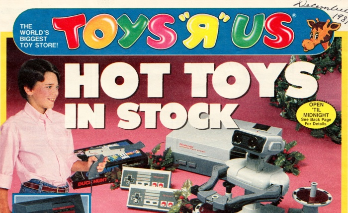 A look through the 1987 Toys R Us catalogue
