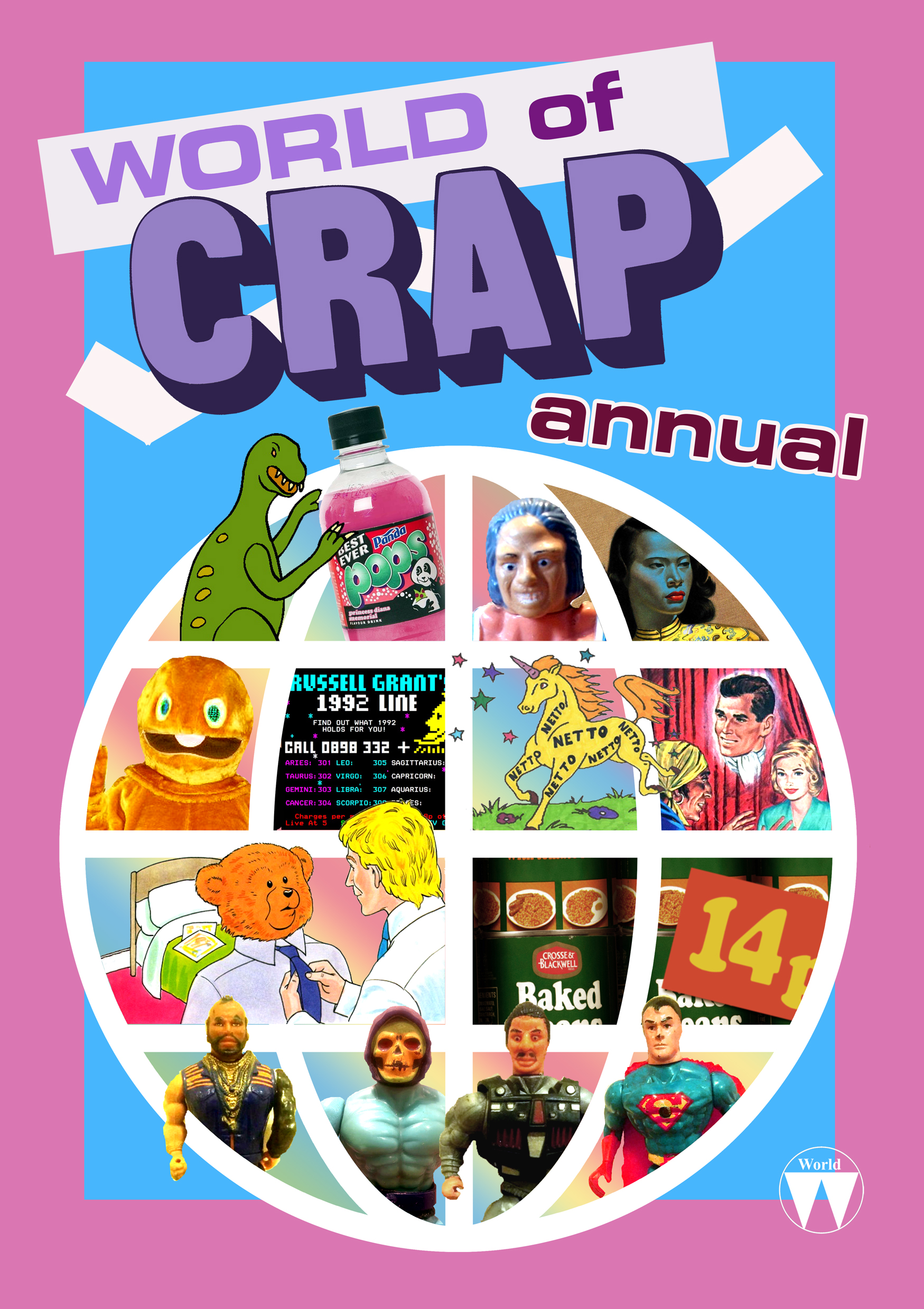 World of Crap annual cover 02