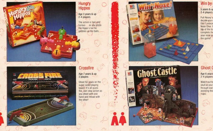 Hippos and Haunted Pigs: The MB Games Catalogue