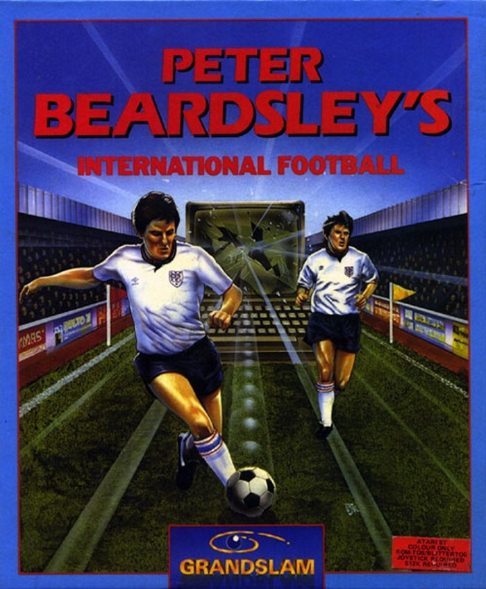 Peter Beardsley_s International Football-01